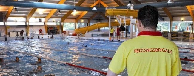 Toezichthouder Zwembaden